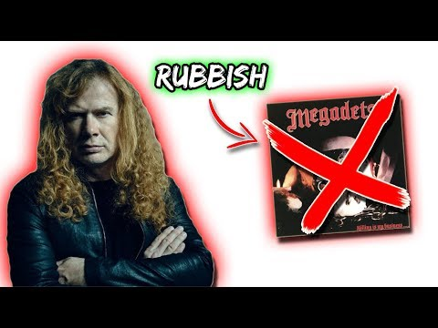 Dave Mustaine: I NEVER LIKED Megadeth's First Album! Mp3