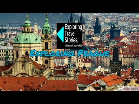 Exploring Prague –The Land Of Stories (The Czech Republic)