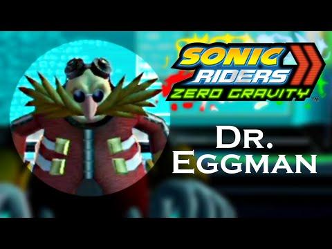 Sonic Riders Zero Gravity WGP  Dr. Eggman