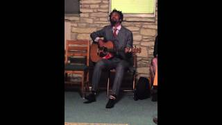 Fantastic Negrito An Honest Man Acoustic Version SXSW 2015  house bbq