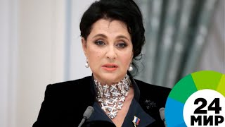 Ирина Винер-Усманова удостоена азербайджанского ордена «Дружбы» - МИР 24
