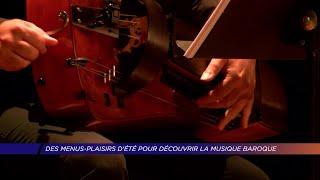 Yvelines | Des Menus-Plaisirs d'été pour découvrir la musique baroque