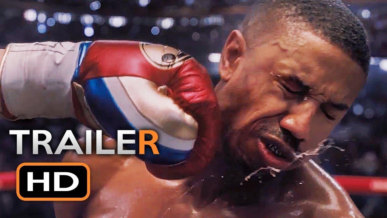 creed 2 official trailer 2018 michael b jordan sylvester