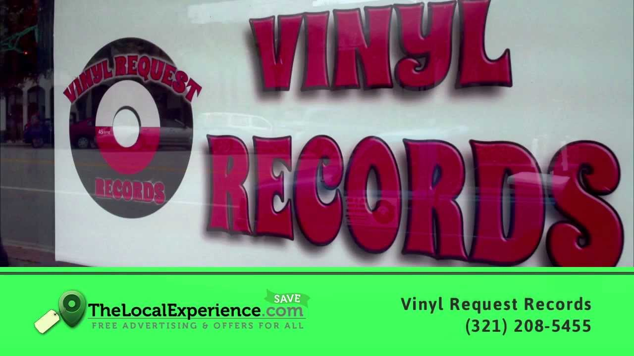 Vinyl Request Records Youtube