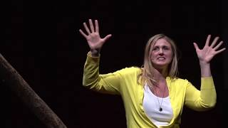 Leaving the Cult of Happiness | Keely Herron | TEDxJacksonHole