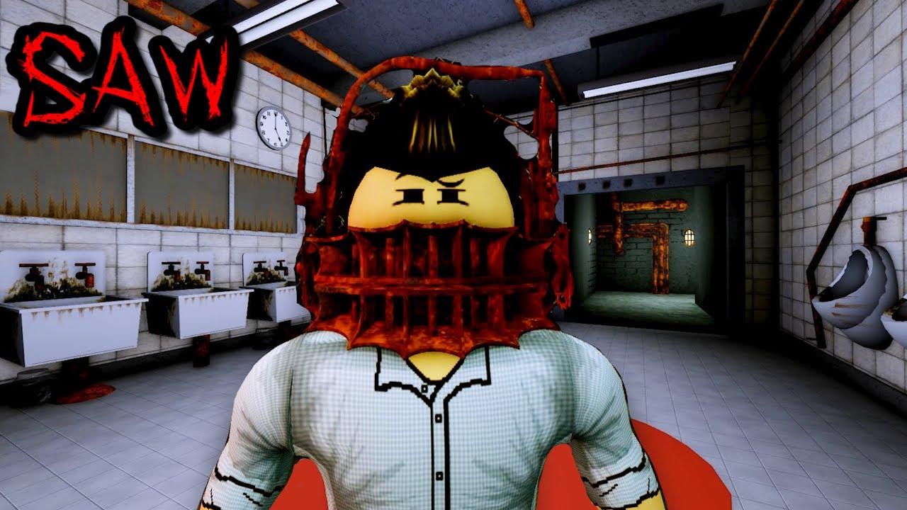 「口が裂ける器具」をつけられた状態でゲームをクリアしないと殺される!『SAW - ソウ』を再現したホラーゲームが怖すぎたロブロックス【Roblox】