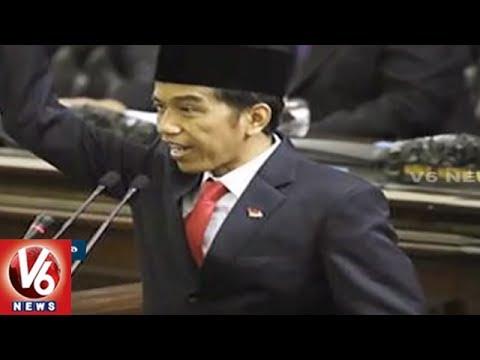 Indonesian President Joko Widodo Tells Police To Shoot Foreign Drug Dealers | V6 News