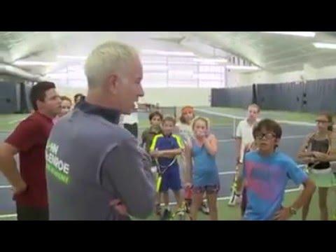 John McEnroe Tennis Academy - Lesson Coaching