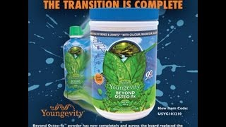 Beyond Osteo-Fx Powder- Youngevity (NEW) (Restore Bone & Joint Health)