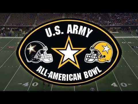 2018 U.S. Army All-American Bowl Highlights