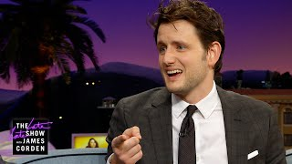 Zach Woods Has Never Messed with Backwoods