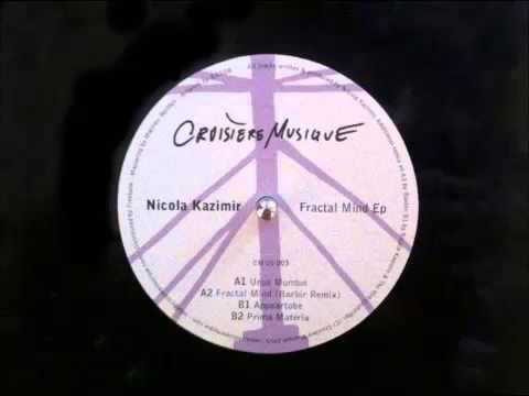 Nicola Kazimir - Prima Materia