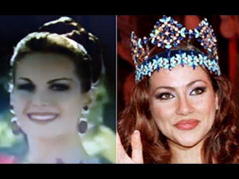 MISS WORLD 1996 - IRENE SKLIVA & GRECIA
