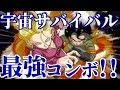 [ドッカンバトル#701]壊れすぎの最強コンボ達!!宇宙サバイバル編成が壊れすぎてる!![Dragon Ball Z Dokkan Battle]