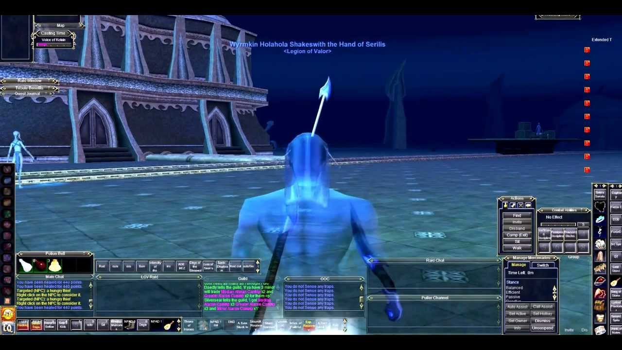 EQ Bard Charm Kiting Guide and Other Info | EverQuest Forums