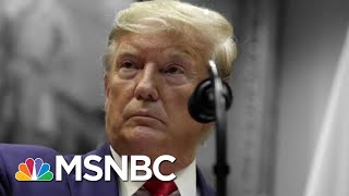 As Impeachment Inquiry Hastens, Trump Faces Second Ukraine Whistleblower | The 11th Hour | MSNBC