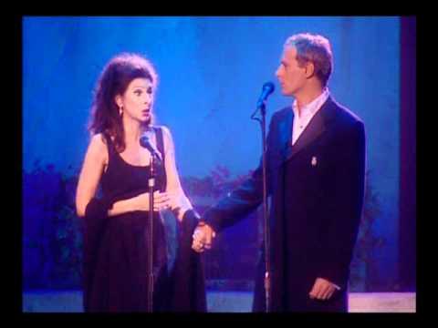 """Lucia Aliberti with Michael Bolton, La Bohème """"O soave fanciulla"""" duet"""