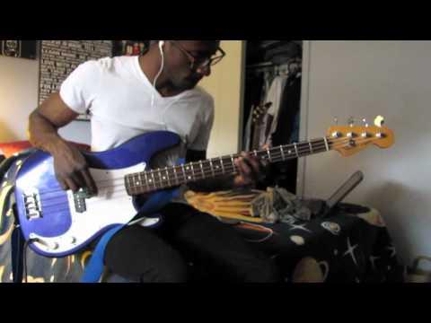 Dance Gavin Dance - Blue Dream Bass Cover