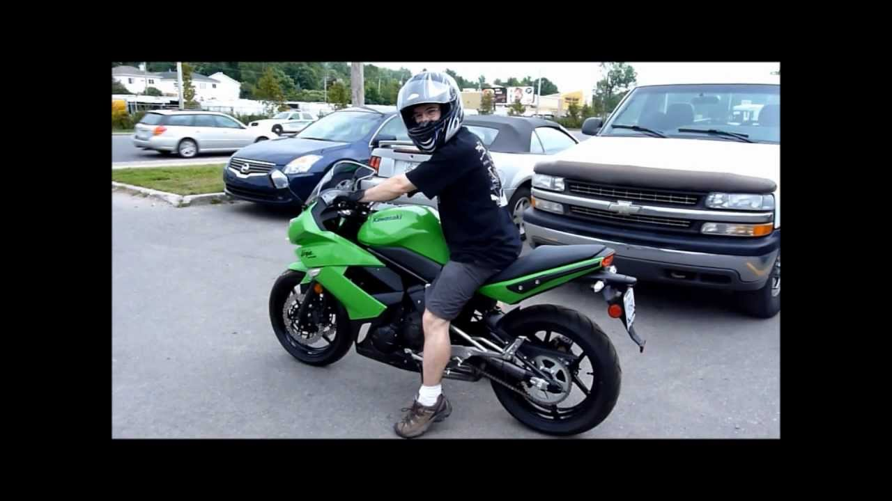 First Ride With Ninja 400r Youtube
