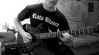 Rata Blanca - El Sueño de la Gitana / Guitar Cover | HD