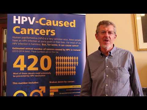 Professor Ian Frazer on the HPV vaccine