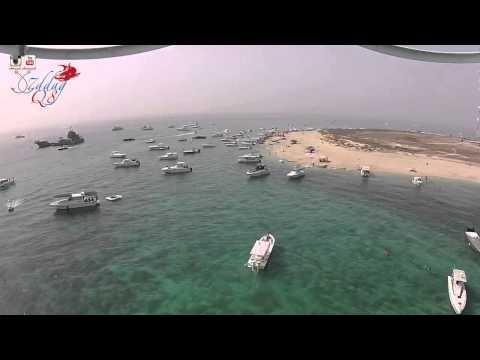 Kubbar island, Kuwait Summer 2015/5/29 صيف الكويت في جزيرة كبر