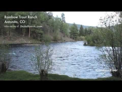 Rainbow Trout Ranch | Video Vignette | Conejos River | Antonito, Colorado