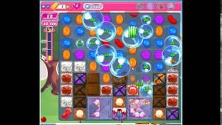 Candy Crush Saga Level 1143 no Booster