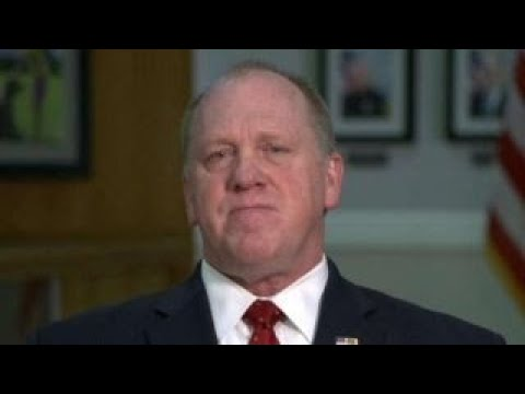 ICE director talks enforcing immigration laws in California