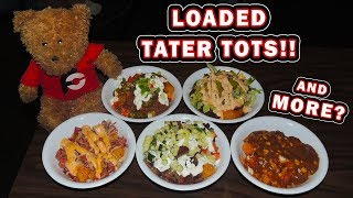 Loaded Tater Tot Bowls Record Challenge in Wisconsin!!