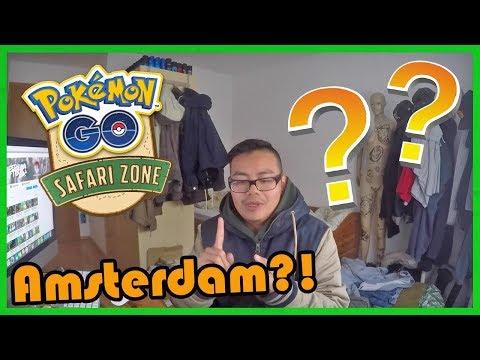 Auf nach AMSTERDAM aber kein Hotel, kein Ticket & keine Map?! Pokemon Go!