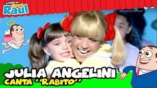 Baixar JULIA ANGELIN E NINA - RABITO (PROGRAMA RAUL GIL)