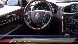 2013 Buick Enclave Visit our NJ VW Dealer for incredible savings on New Jersey New & Used Volksw