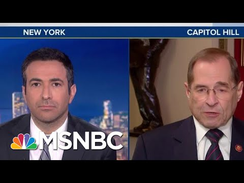 Dem Chair To Subpoena Mueller Report Despite \'Small-Minded\' Trump | The Beat With Ari Melber | MSNBC