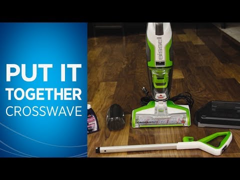 CrossWave  Assembly  First Use  YouTube