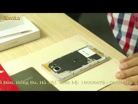 Samsung Galaxy Note 5 Teardown, How Open Device, Disassembly in 2015