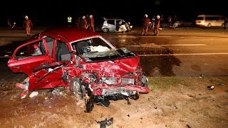 Three killed, three injured in gruesome Melaka crash