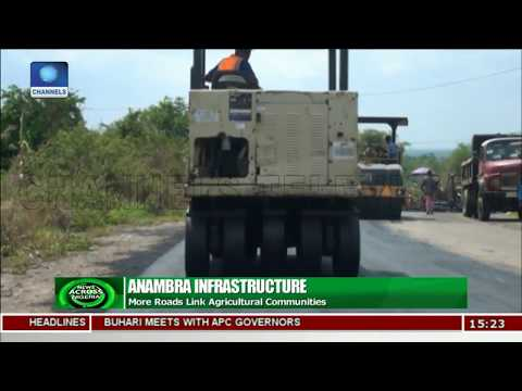 Anambra Infrastructure: More Roads Link Agricultural Communities