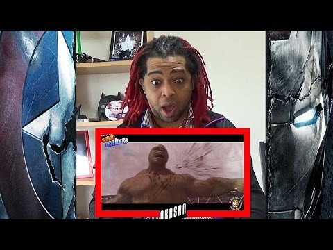 CAPTAIN AMERICA CIVIL WAR Weird Trailer - REACTION