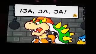 Super Paper Mario Wii Parte 1