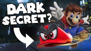 Super Mario Odyssey Hides A DARK SECRET
