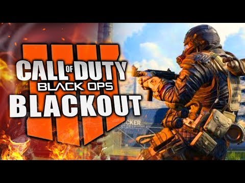 HOT DROPPING - Call of Duty Black Ops 4 Blackout (Black Ops Battle Royale BR) thumbnail