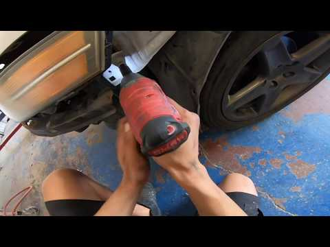 How to Remove Acura TL Headlight | Access to Lo Beam Housing |