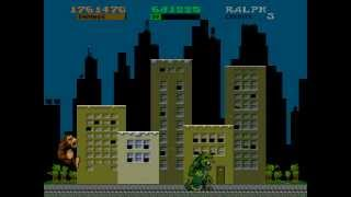 Rampage arcade 2 player netplay-130 days