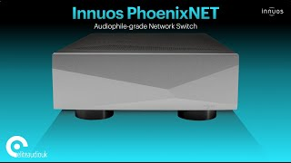 Innuos launch new network switch, PhoenixNET