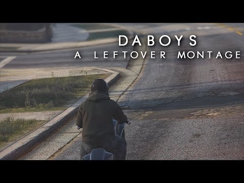 "GTA 5 - ""DaBoys"" - A Leftover Montage feat. Prek, Seac and Vene"