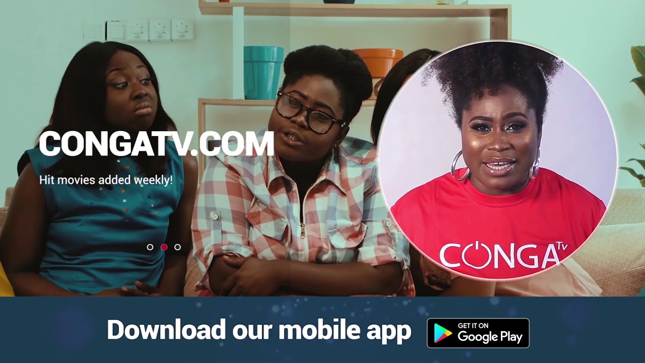 Download SIDE CHIC GANG - Lydia Forson talks about CONGATV.com