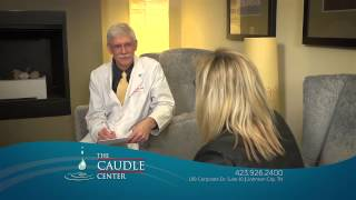 The Caudle Center commercial for BHRT and weight loss