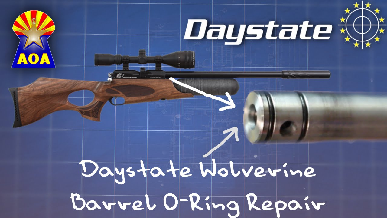 Daystate Wolverine Barrel O-ring - Repair | Doovi