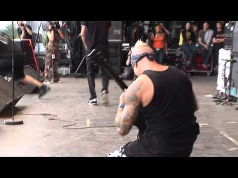 Sick Of It All - Death or Jail - Live Hellfest 2010